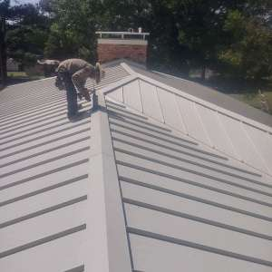 Cowboys Roofing, LLC Roofing Project